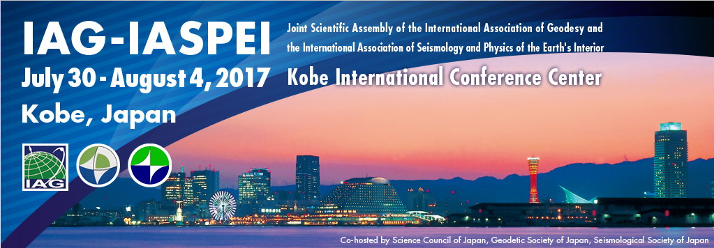 Joint Scientific Assembly of the International Association of Geodesy